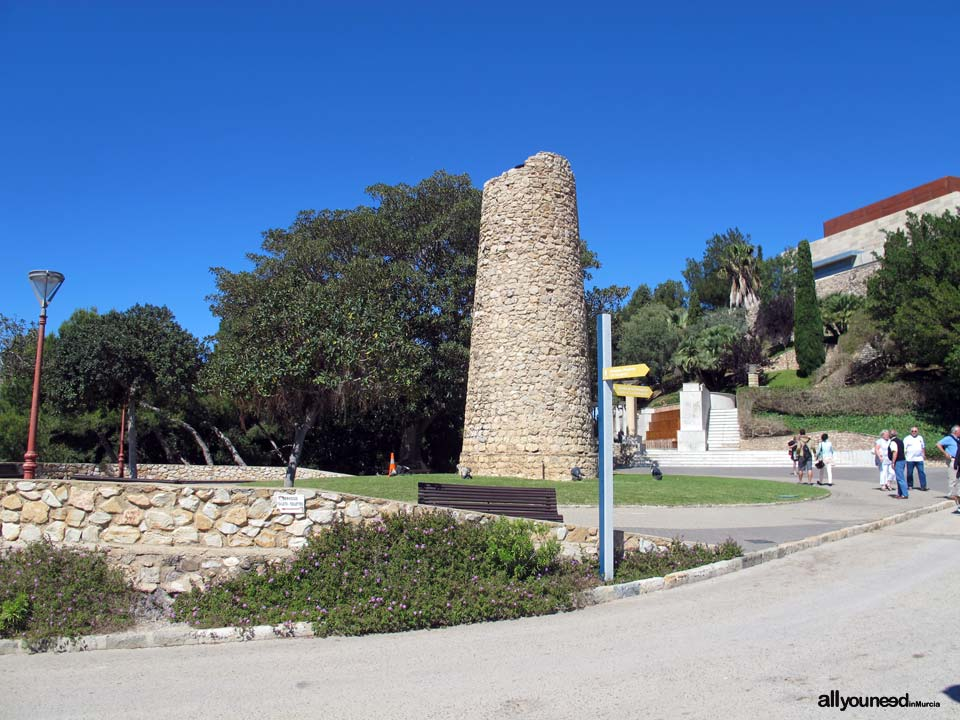 Torres Park in Cartagena