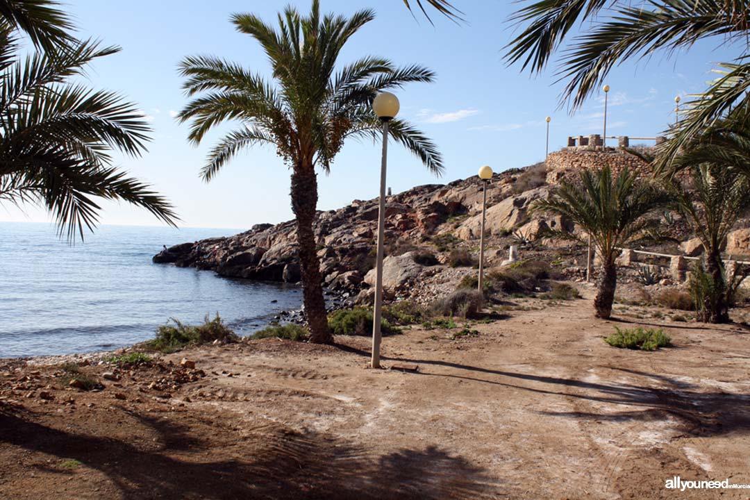 Cabezo del Mojon Beach