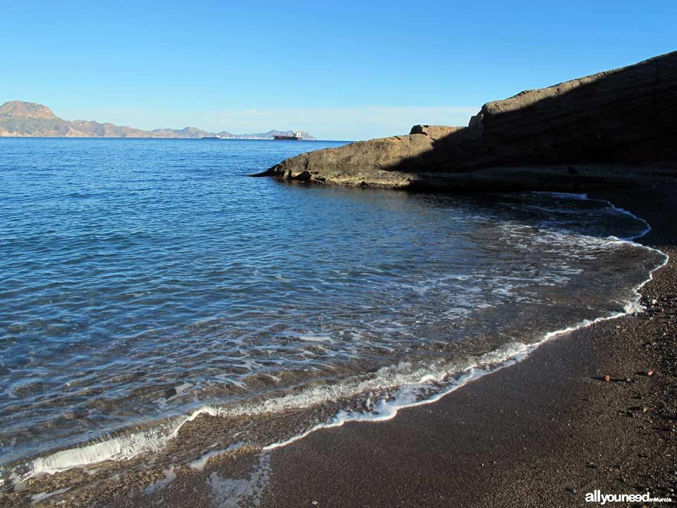 Salitrona Cove in Cabo Tiñoso