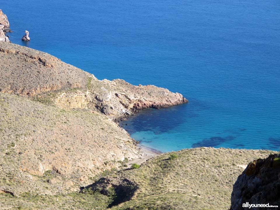 Pozo de la Avispa Cove
