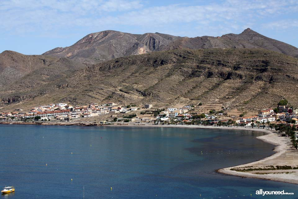Azohía Beach