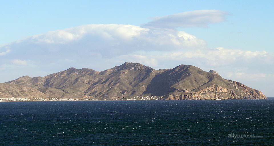 Azohía Beach and Cabo Tiñoso