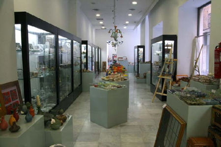 Arts and Craft Center in Cartagena