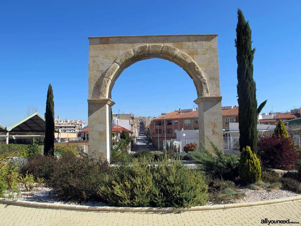 Arco Romano de Cehegín