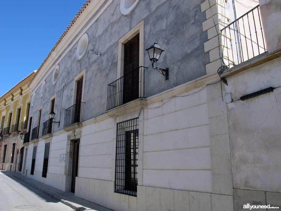 Casa Conde de los Campillos de Cehegín