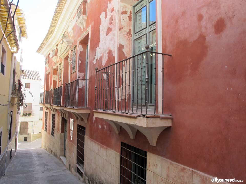 Palacio de Castellanos de Cehegín
