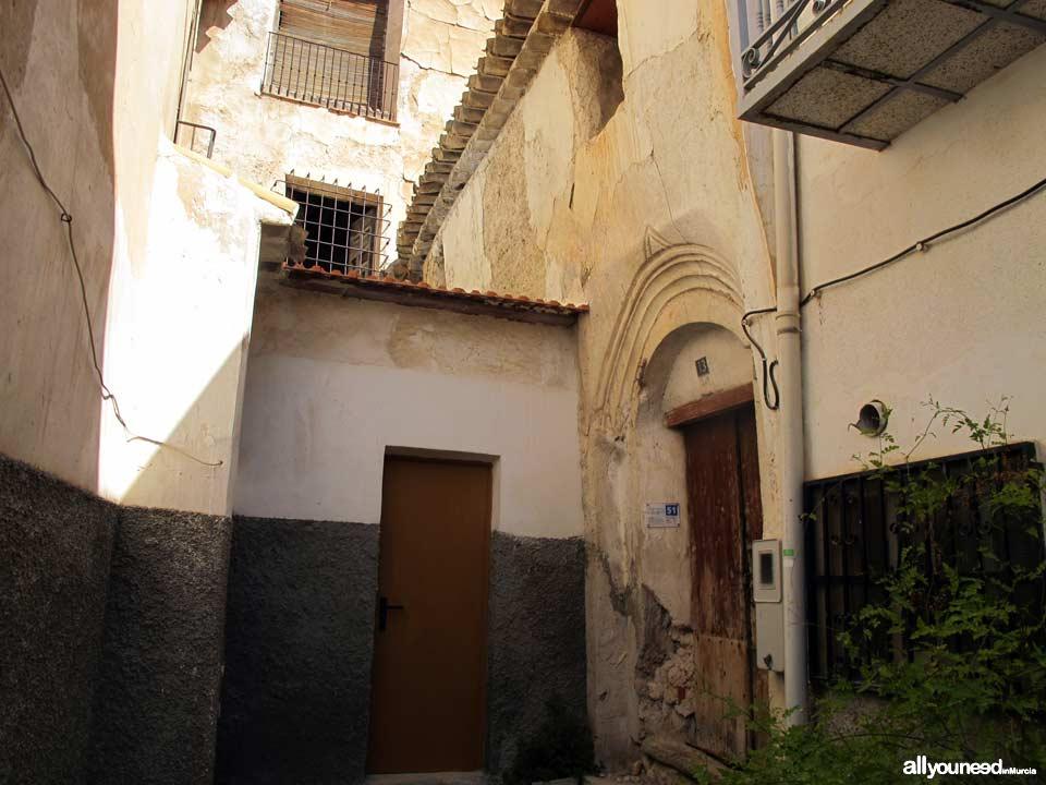 Sinagoga Judía de Cehegín