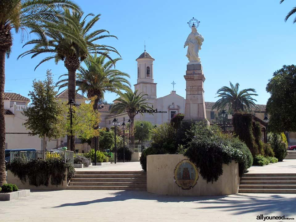 Convento Santuario Virgen de las Maravillas de Cehegín