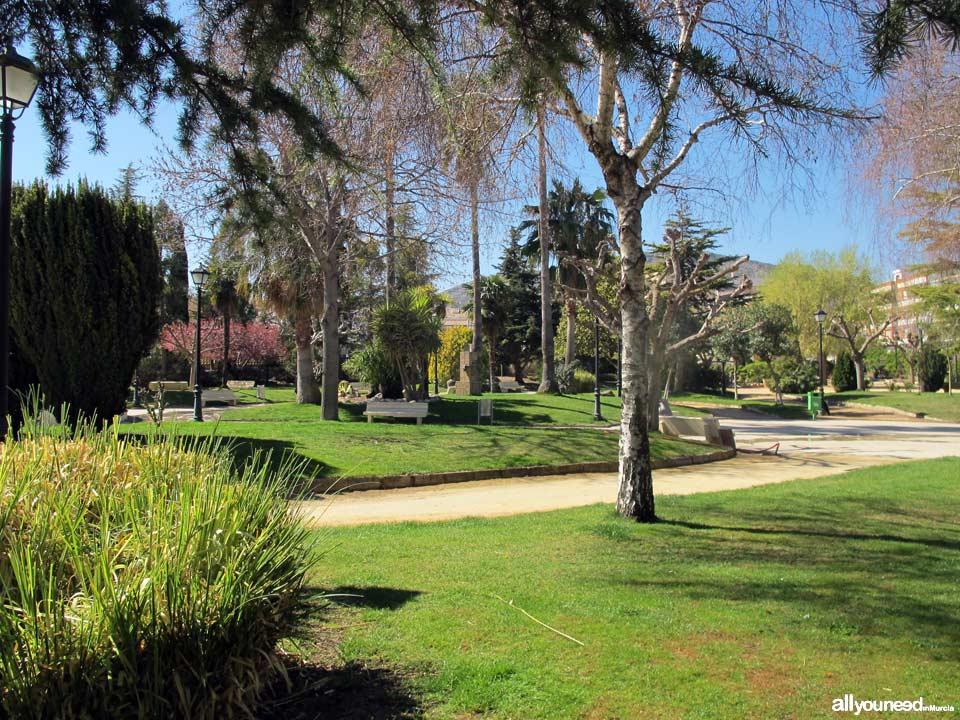 Parque Juan Carlos I de Cehegín