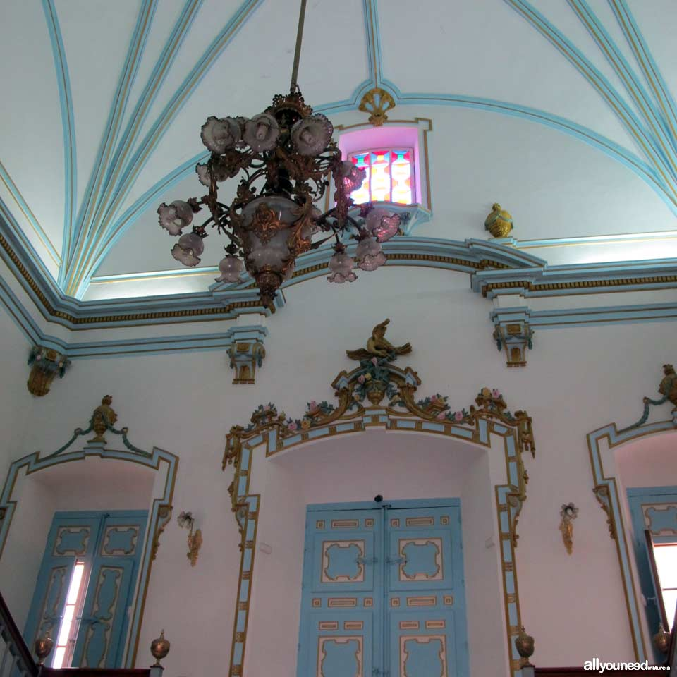 Ayuntamiento de Cehegín. Casa Jaspe
