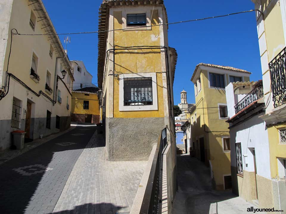 Calle Cuesta Moreno-calle Picasso
