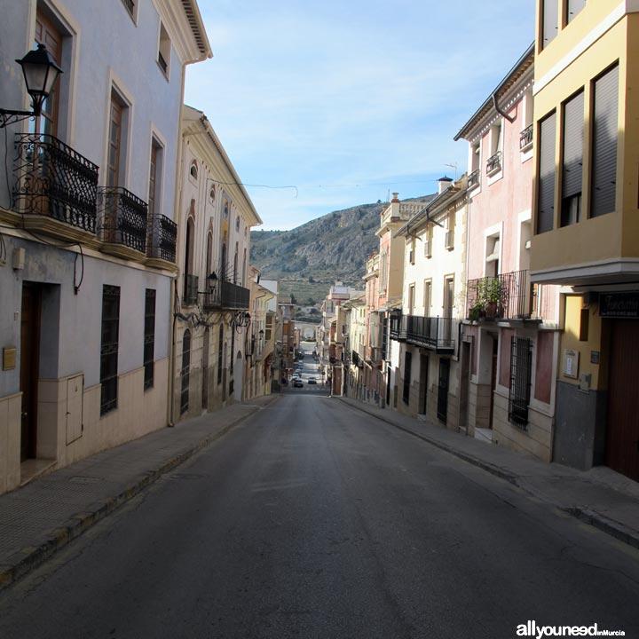 Calle Cuesta Parador