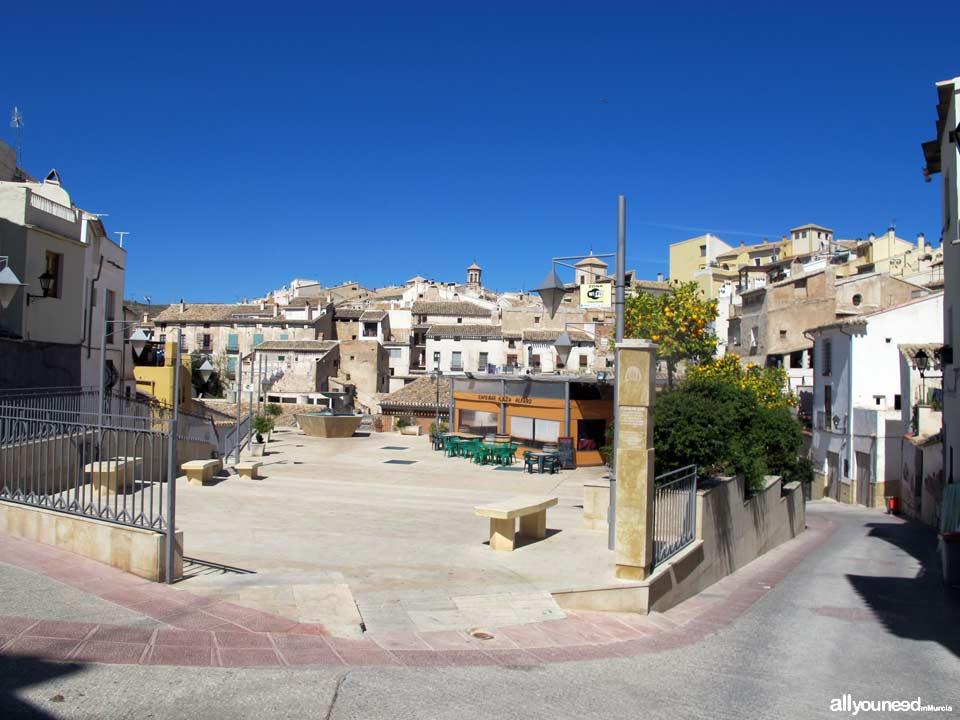 Plaza Alfaro