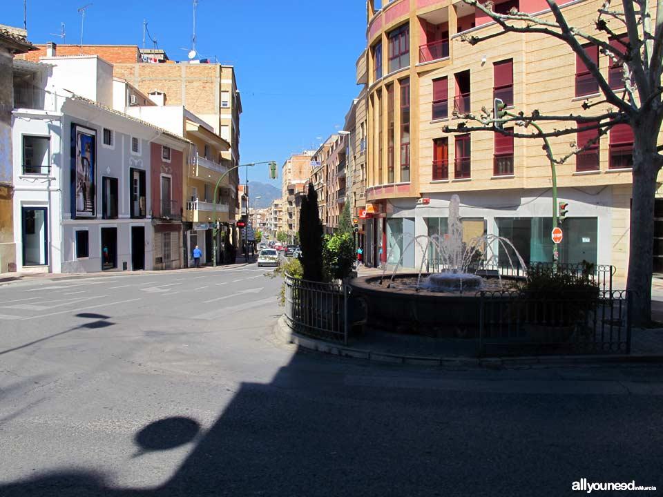 Calle Crta. de Murcia