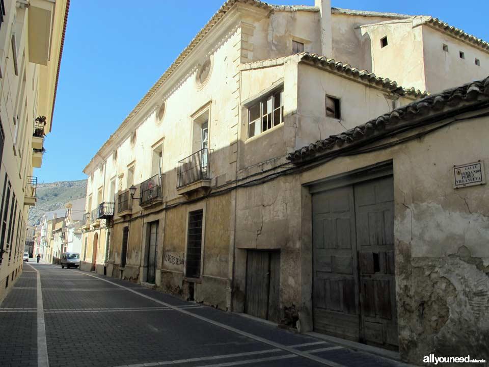 Calle Fernándo Pérez Villanueva