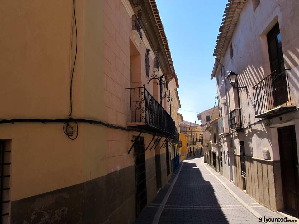 Calle la Tercia