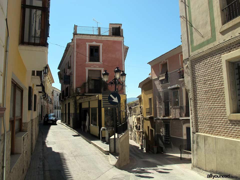 Calle Pedro Chico y calle López Chicheri