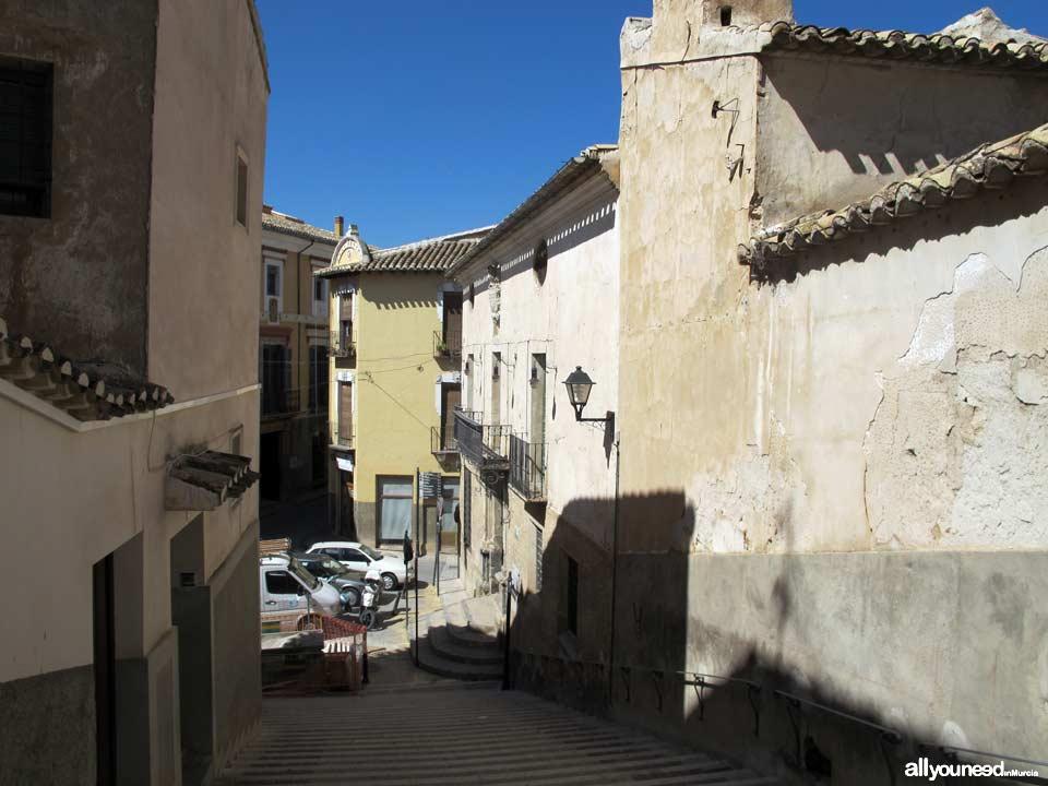 Calle Poyos del Paseo