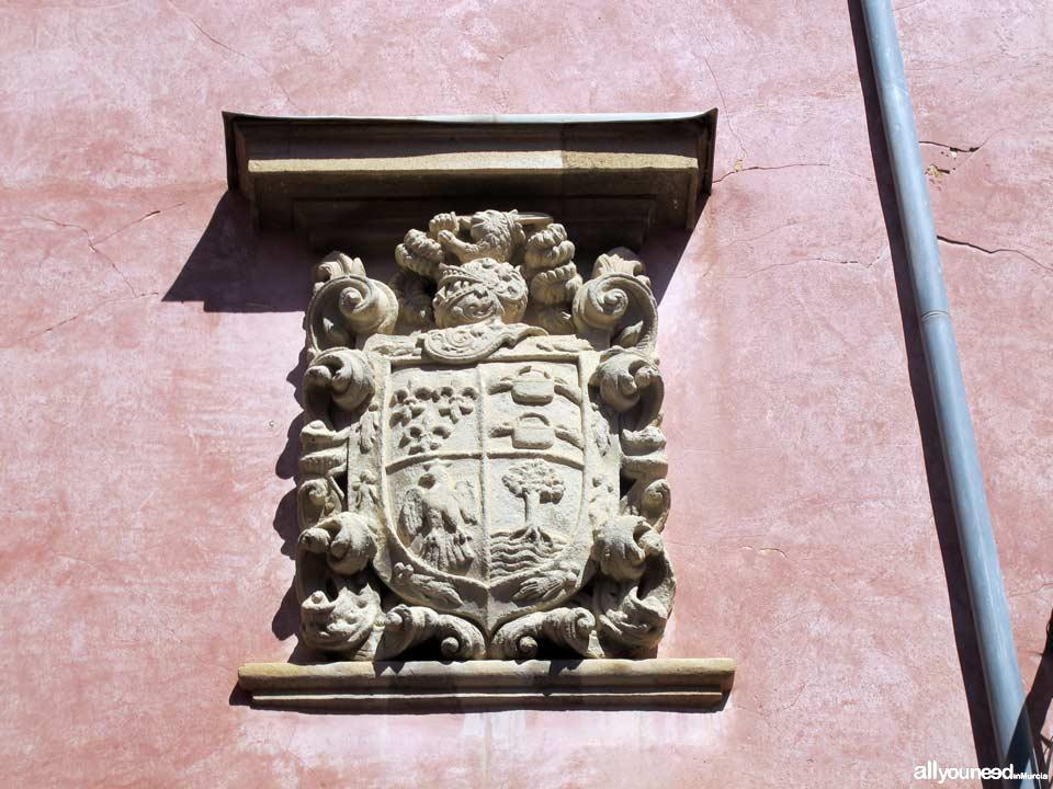 Casa de los Condes de Arriba