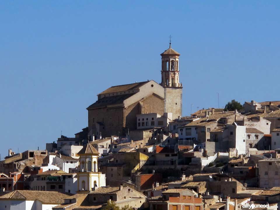 Iglesia Mayor de Santa María Magdalena