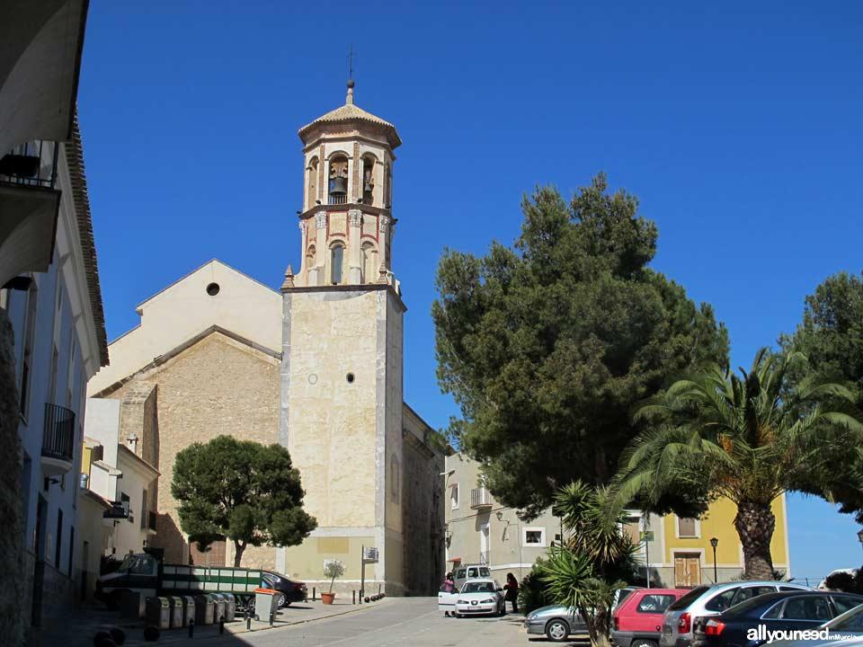Iglesia Mayor de Santa María Magdalena de Cehegín