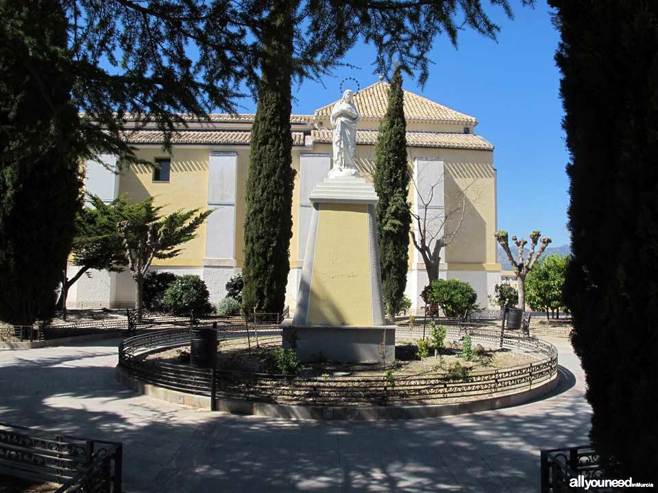 Iglesia de la Purísima Concepción. Cehegín