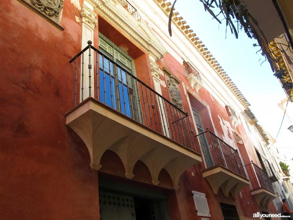 Palacio de Castellanos. Juzgados