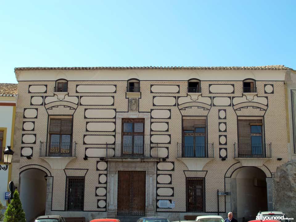 Palacio de los Fajardo de Cehegín