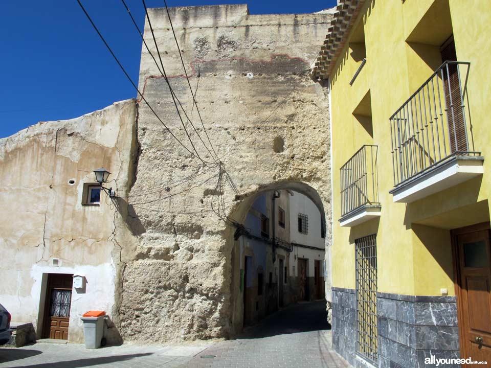 Puerta de Caravaca