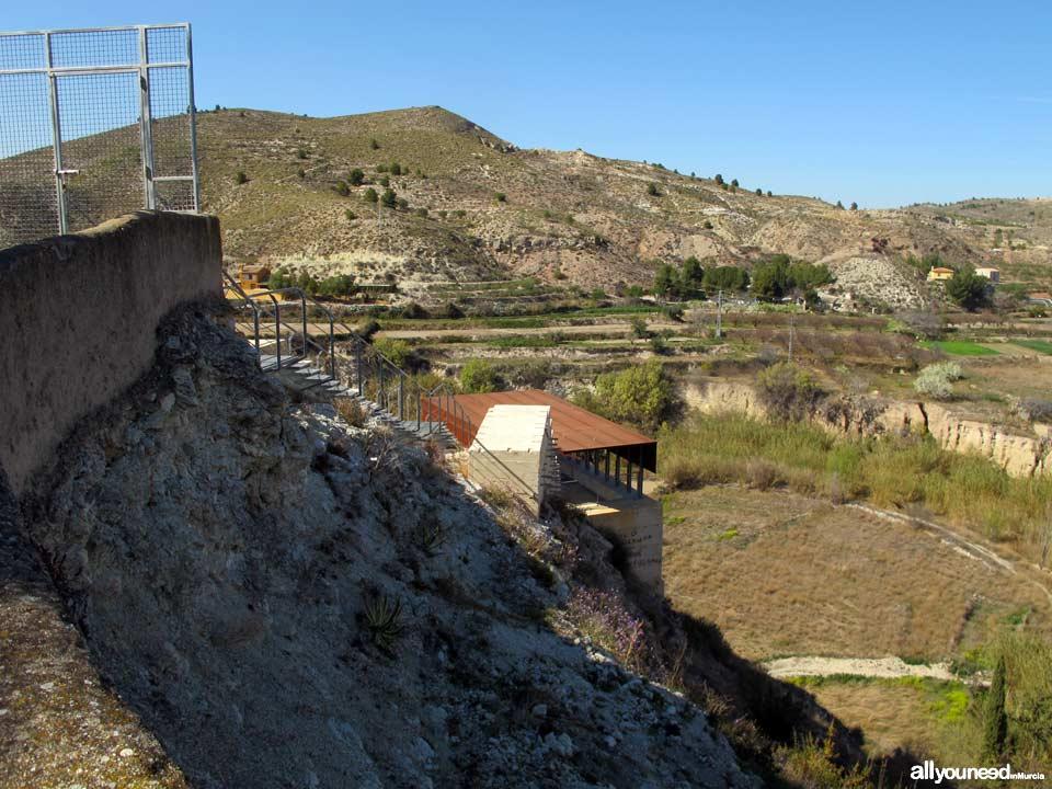 Torre del Pozo. Torre del ladrón de aguas