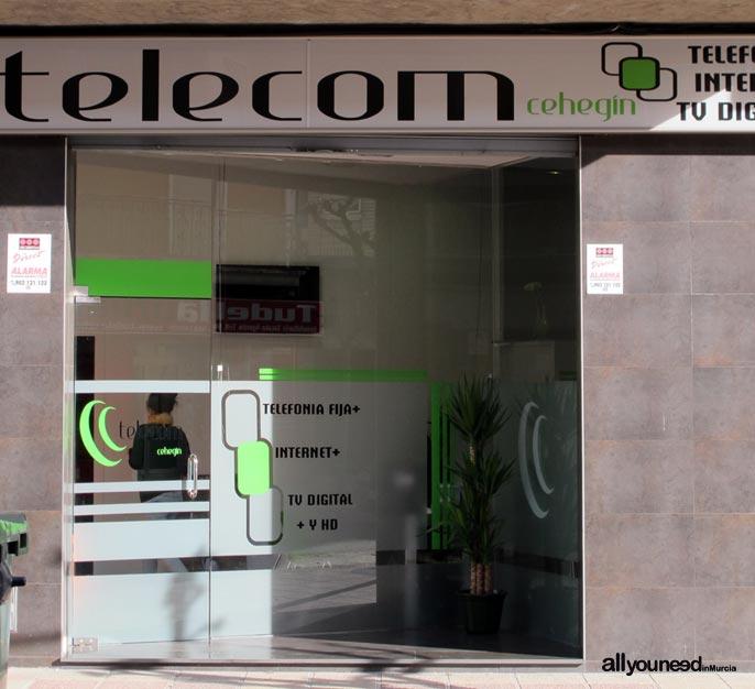 Telecom Cehegín