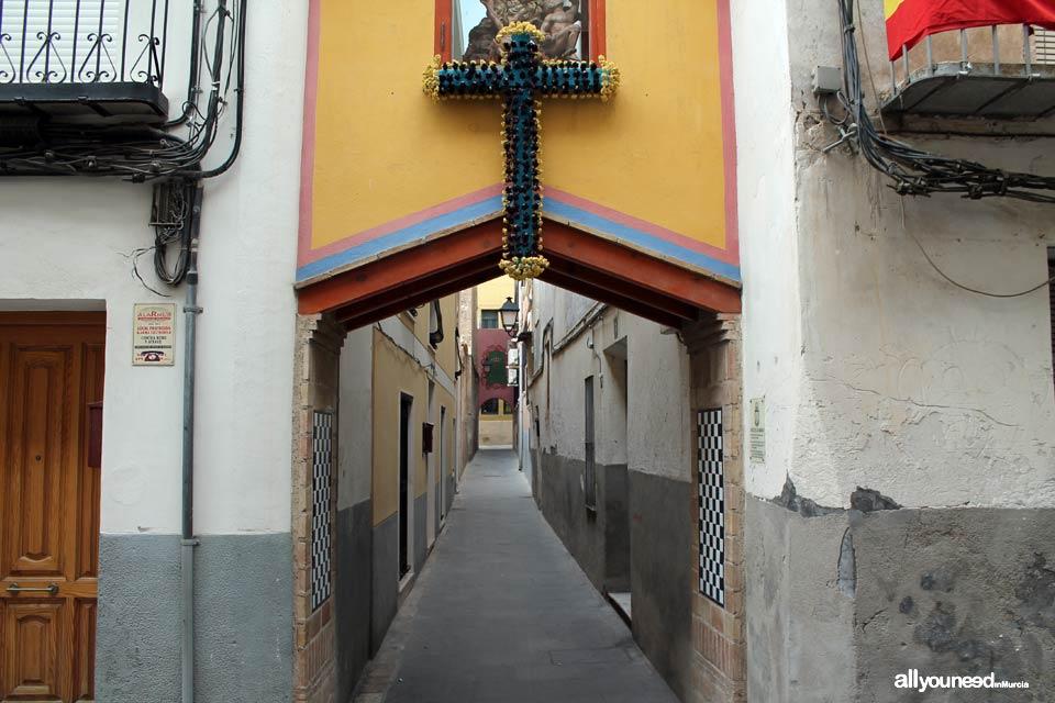 Arco de la Virgencica