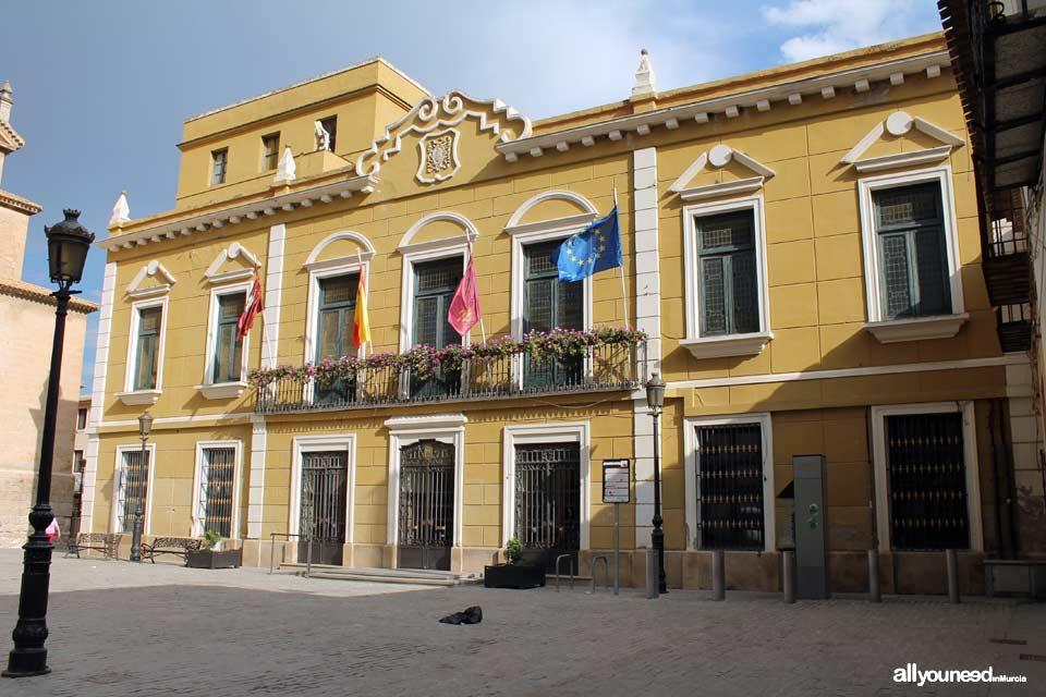 Cieza Town Hall