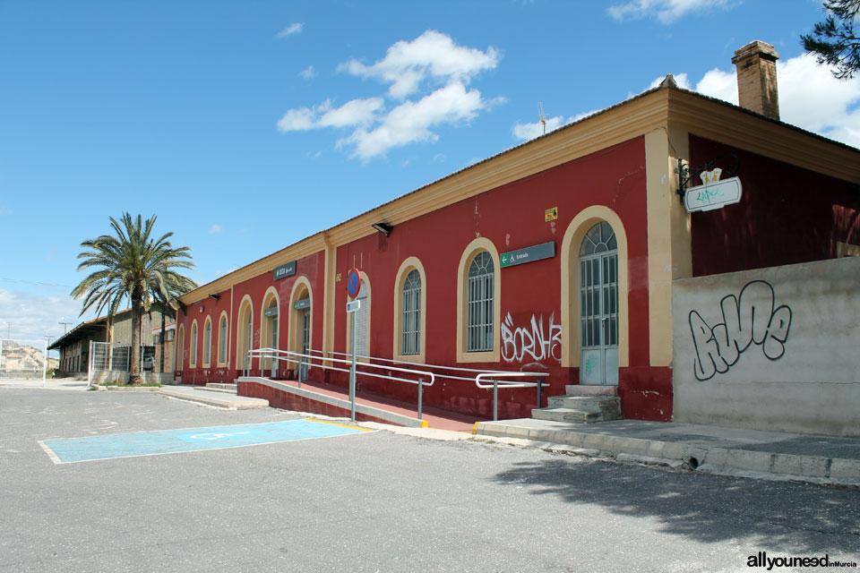 Estación de Tren Cieza