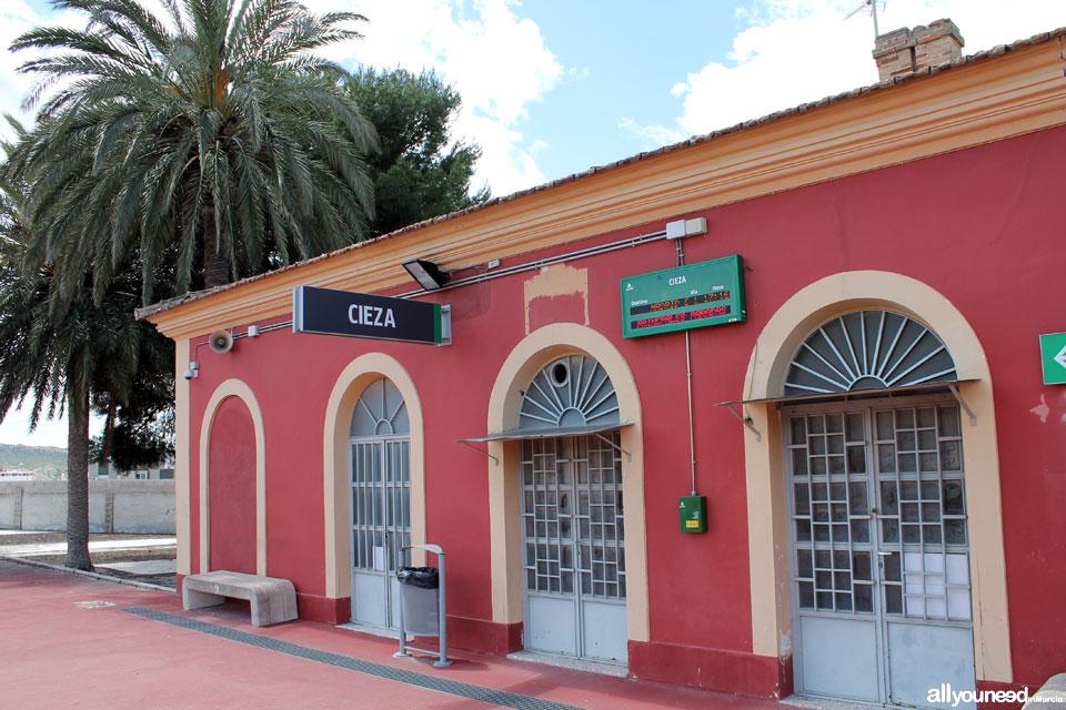 Estación de Tren de Cieza