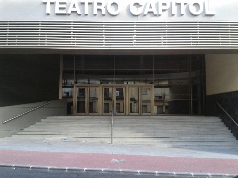 Teatro Capitol. Cieza
