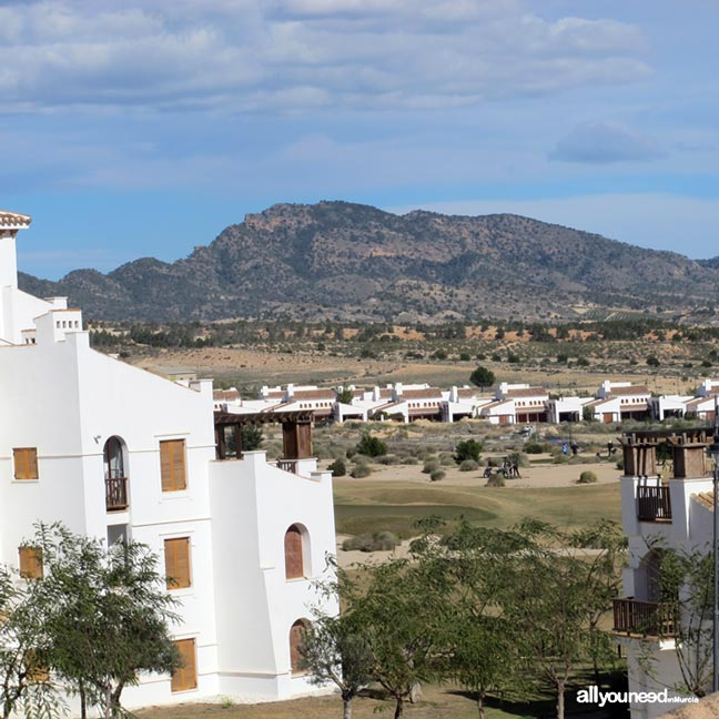 El Valle Golf Resort - Urbanización y campo de Golf en Murcia – España