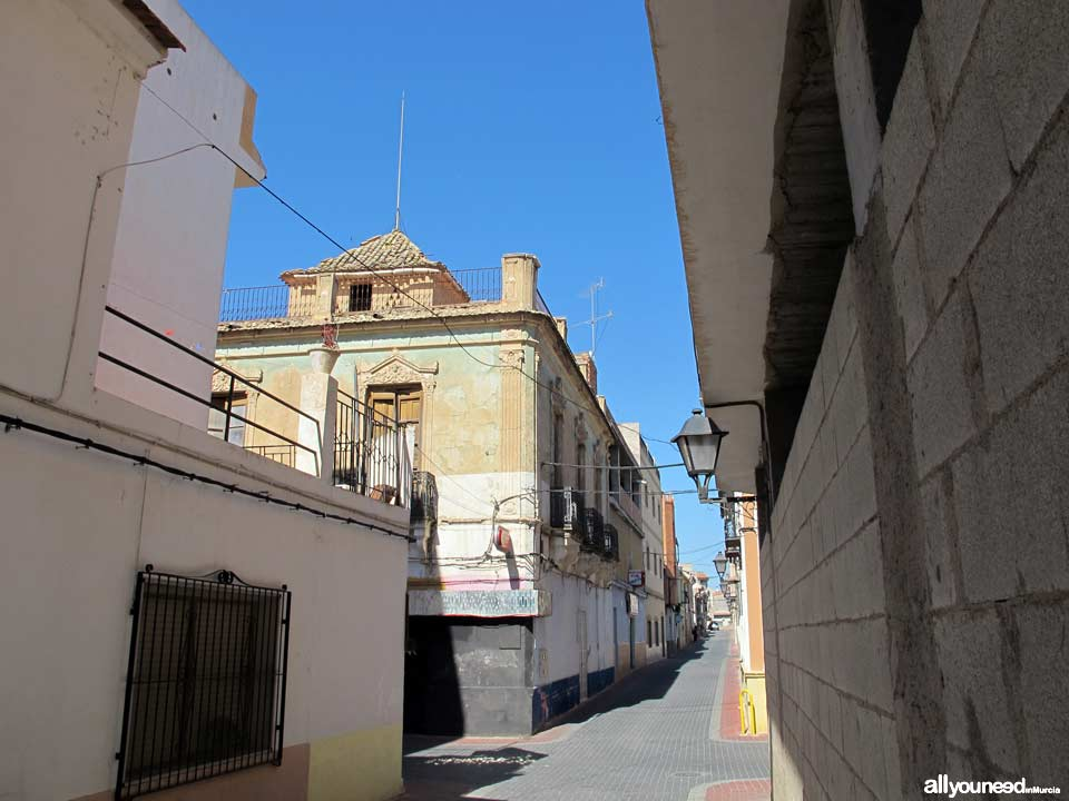 Calle Sánchez Bautista
