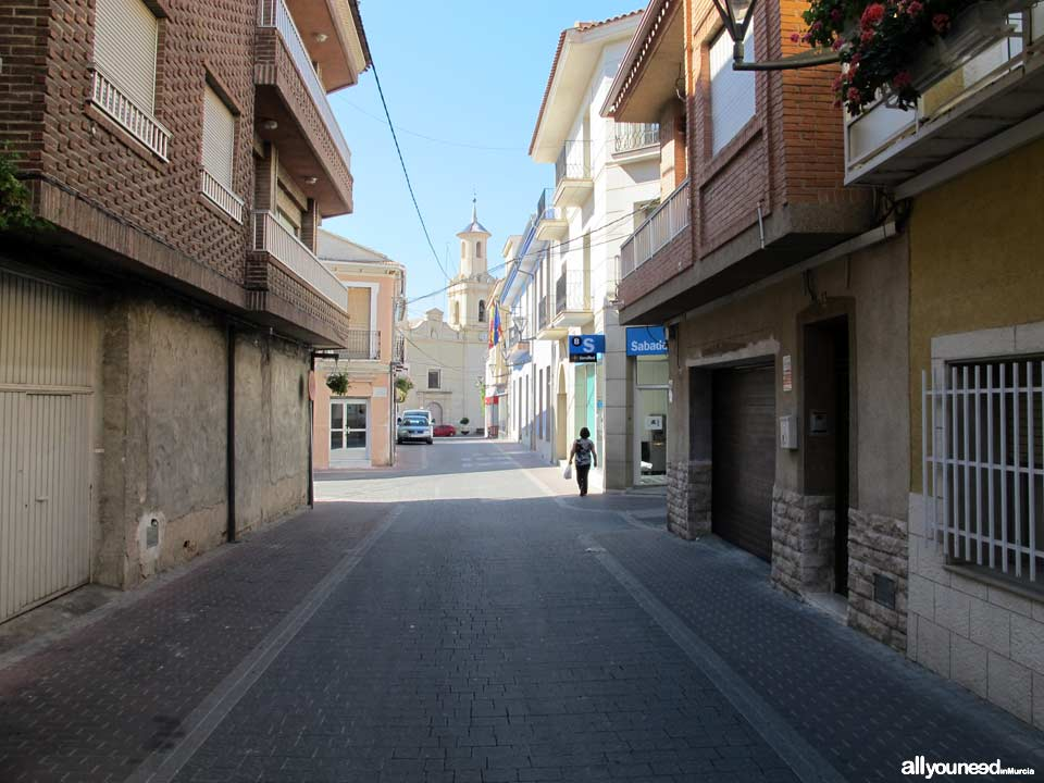 Calle Purísima