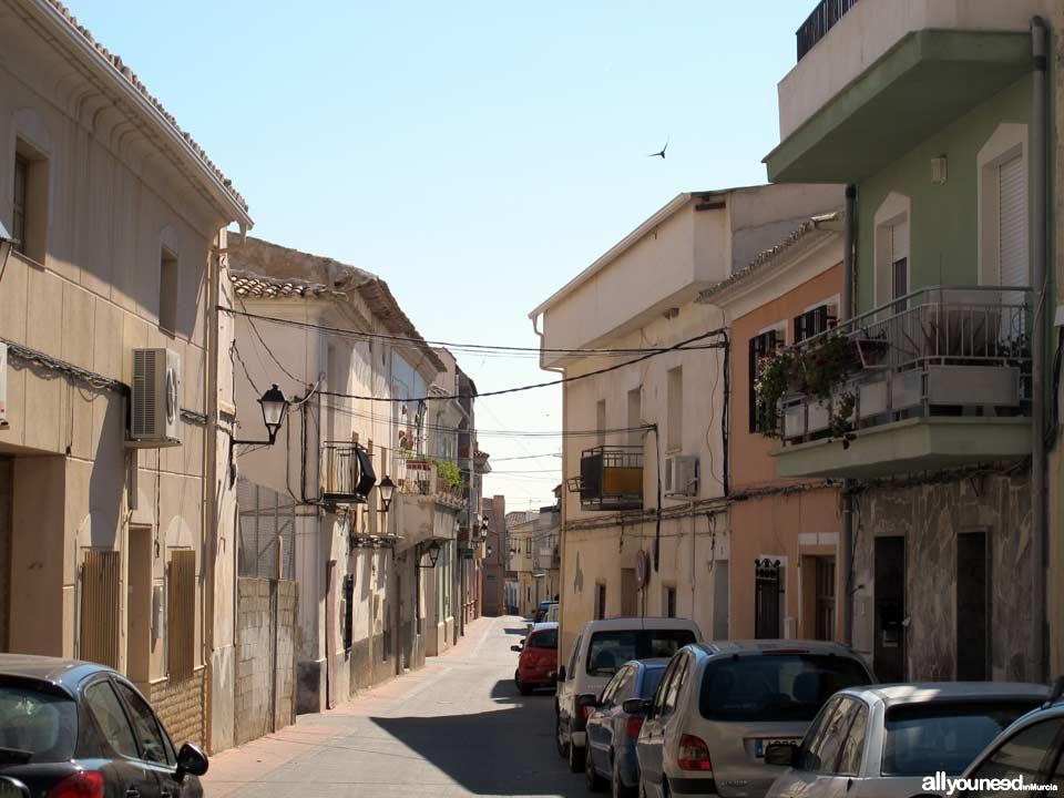 Calle Salvador Pérez Valiente