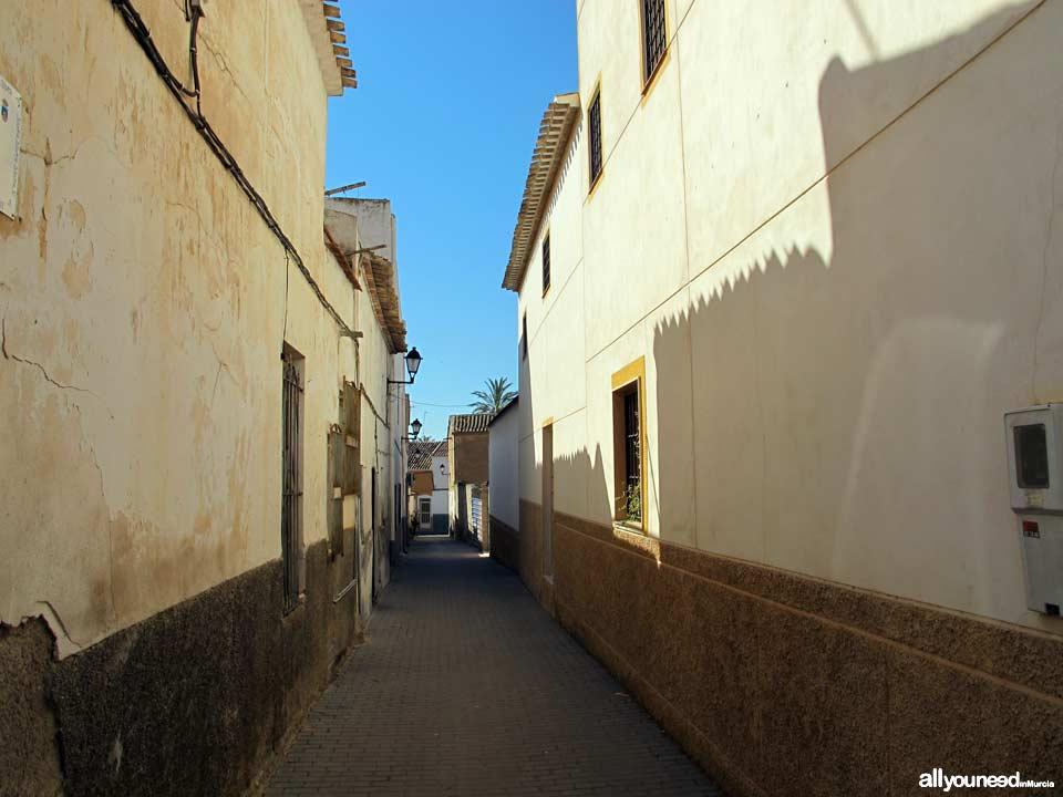 Calle Santa Rosa