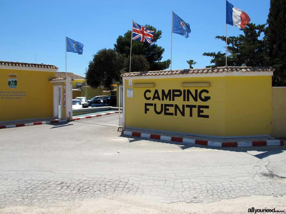 Camping Fuente