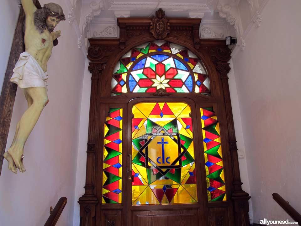 Casa Convento Cristo Crucificado