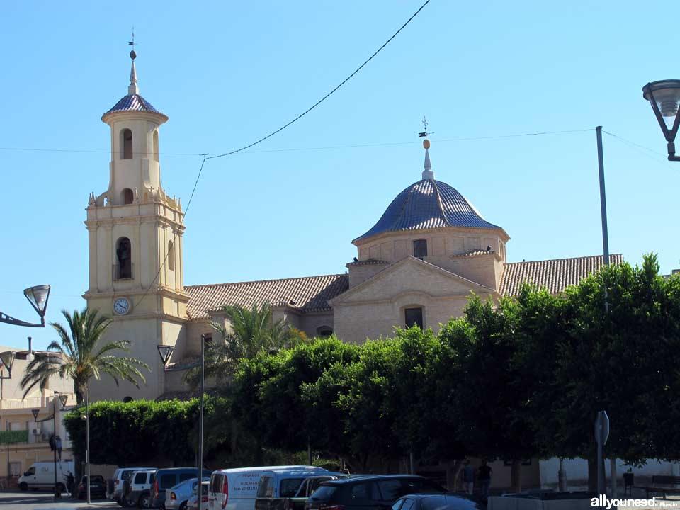 Iglesia La Purísima Concepción
