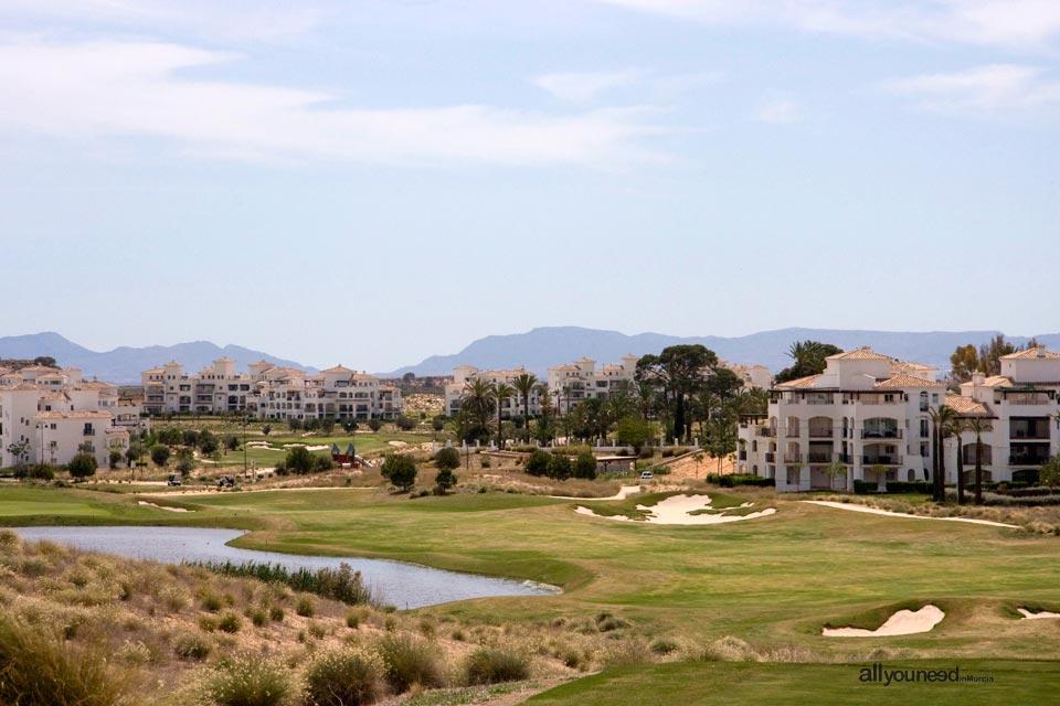 Hacienda Riquelme. Golf Courses in Murcia -Spain-