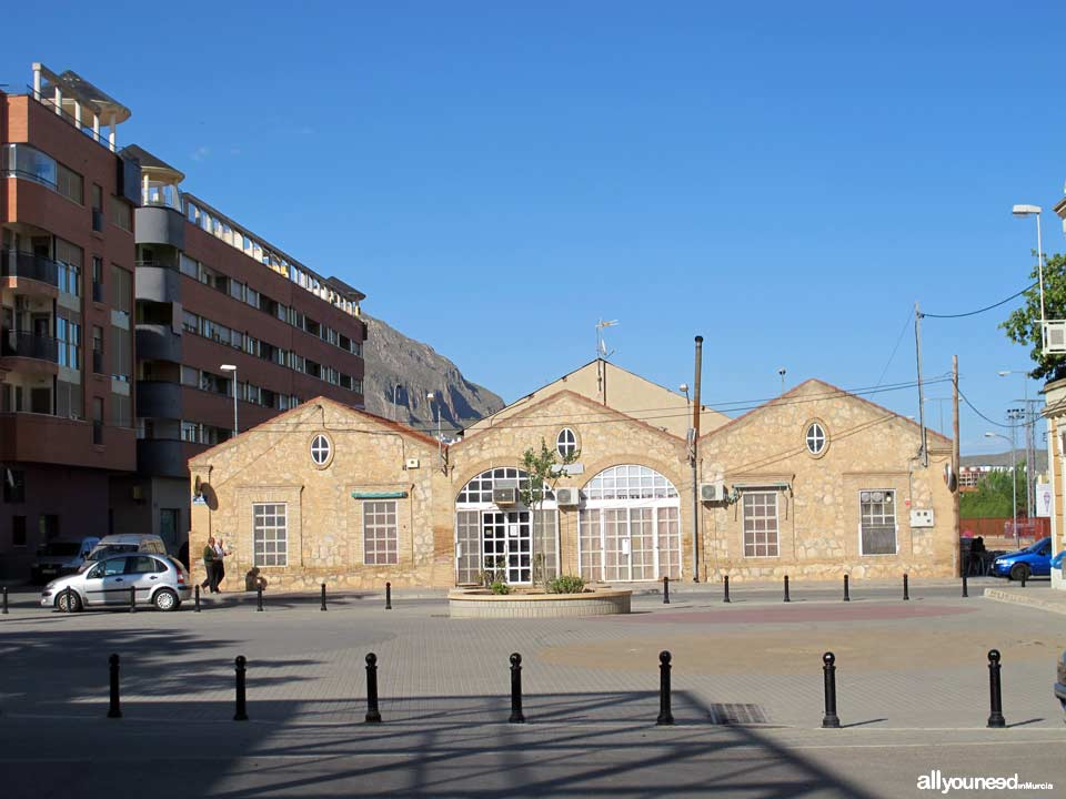 Bus Station of Jumilla