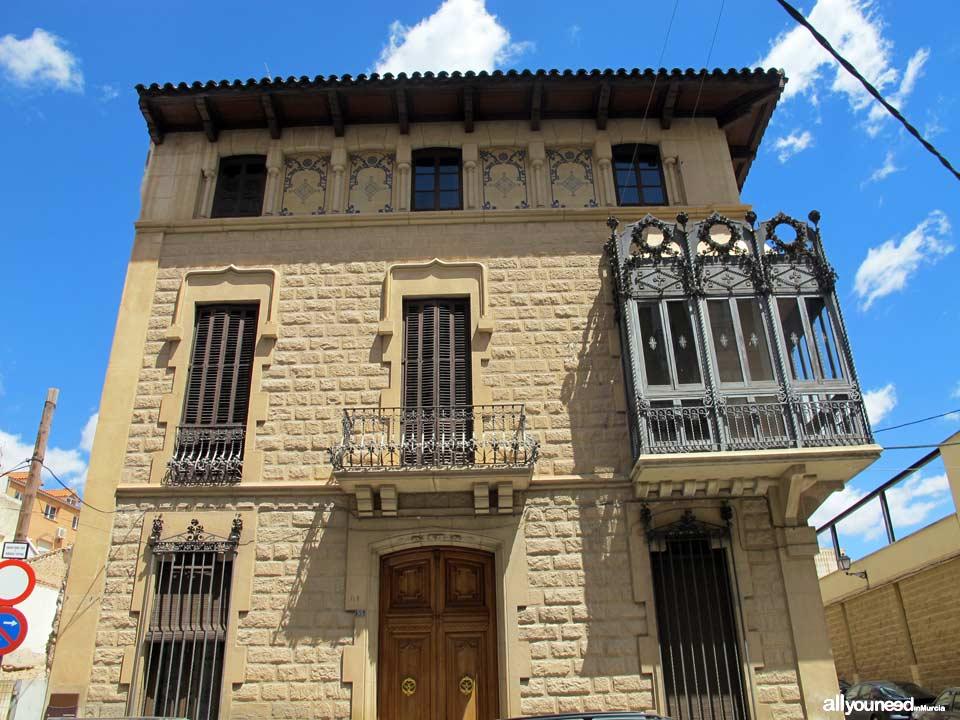 Casa Modernista de Jumilla