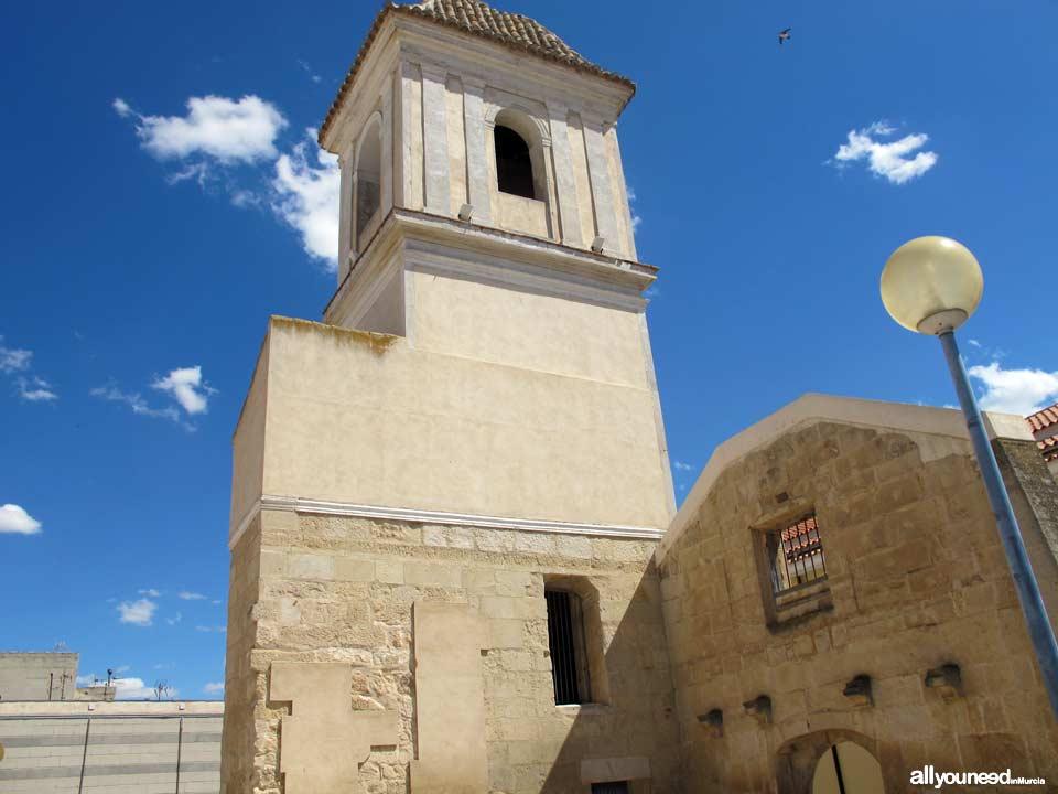 Iglesia de Santa Maria del Arrabal de Jumilla