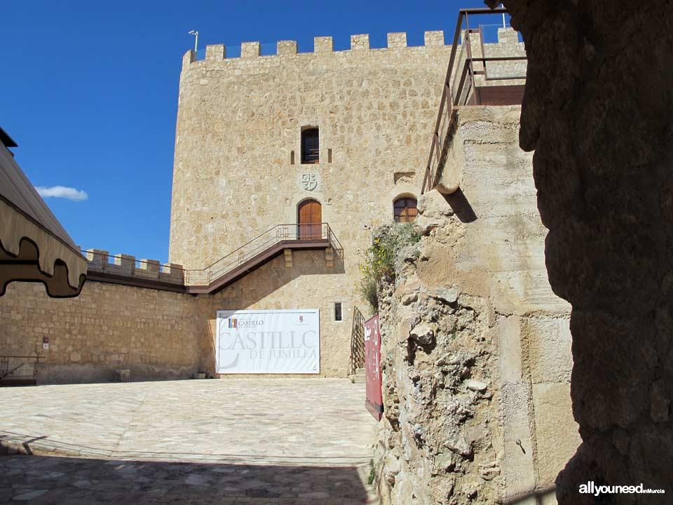 Castillo de Jumilla. Murcia.  Castillos de España.