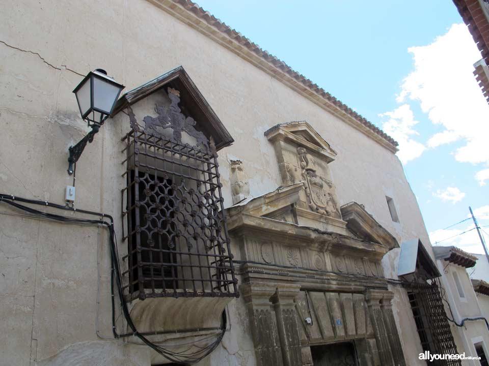 Casa Solarriega Pérez de los Cobos